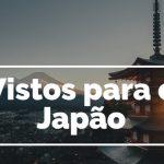 Vistos para o Japão