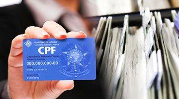 CPF para estrangeiros