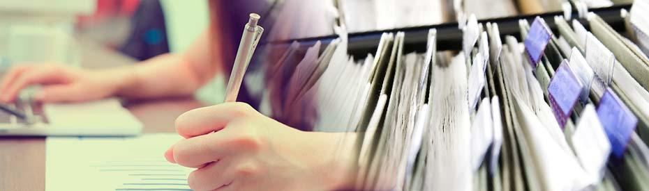 transcrição de documentos