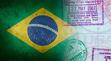 Vistos para o Brasil